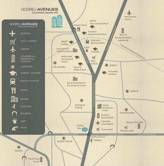godrej_avenues_location_map