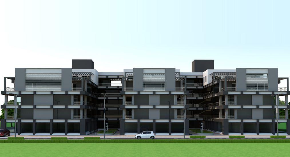 Aravind Oasis Building