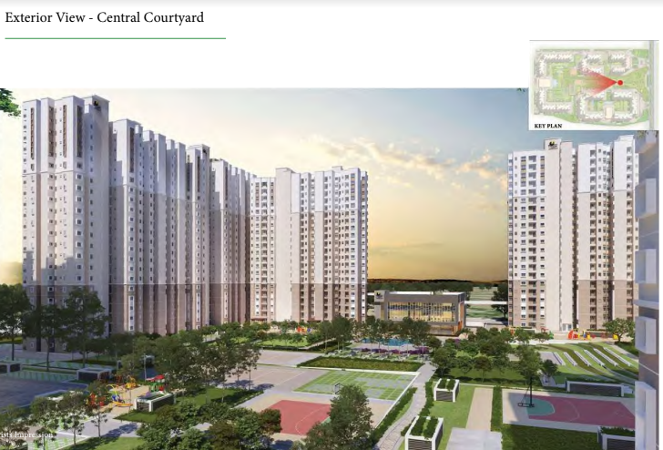 Prestige Finbsury park Specification